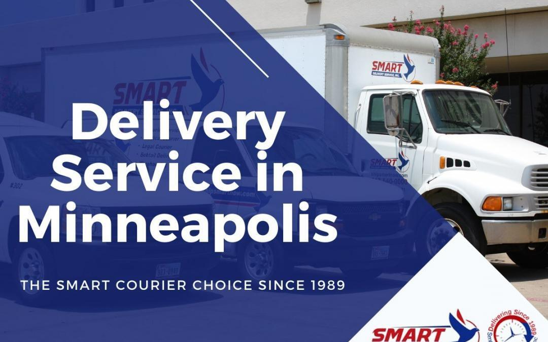 Delivery service Minneapolis St Paul